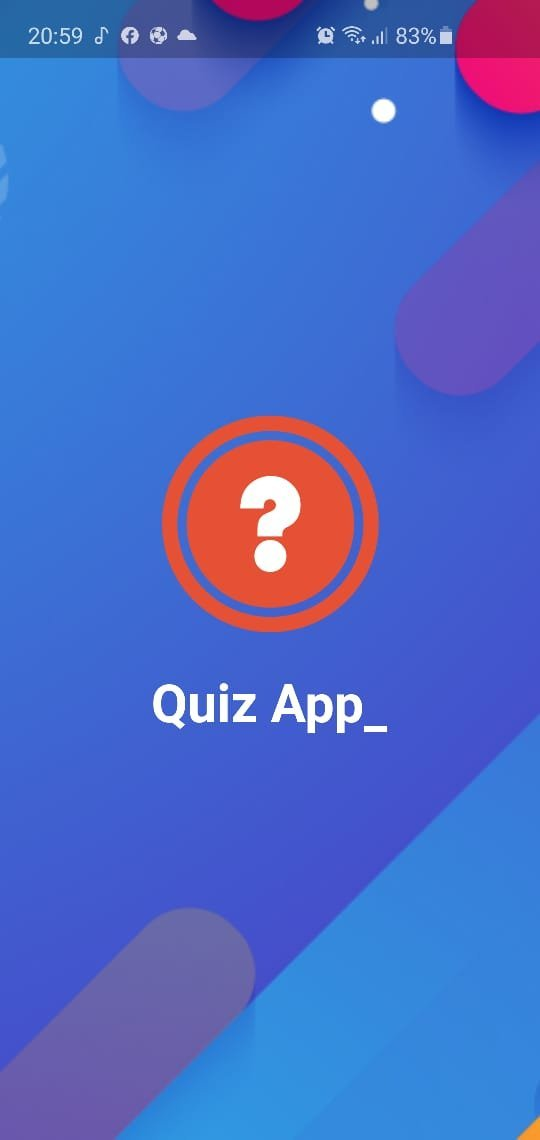 quiz app asdo