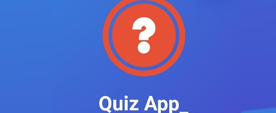 quiz app cover
