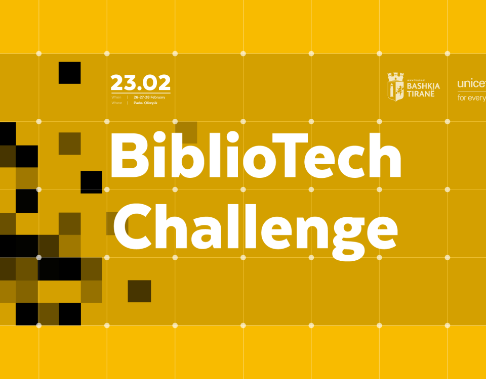 bibliotech challenge